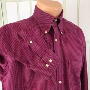 Tommy Hilfiger Men's Dress Shirt Size 16/32-33